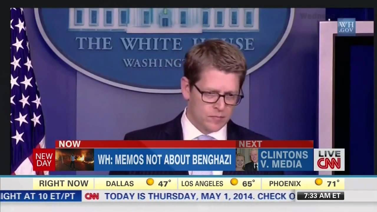 CNN Panel Laughs At WH Claim That New Email Isn't About Benghazi