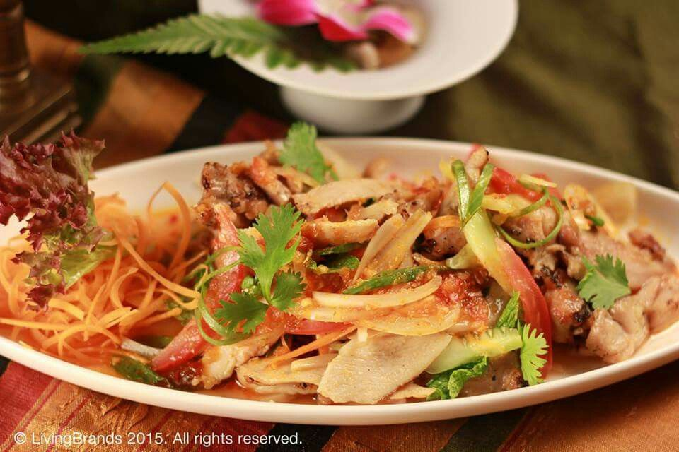 Shed off those excess weight with our Thai salad selections