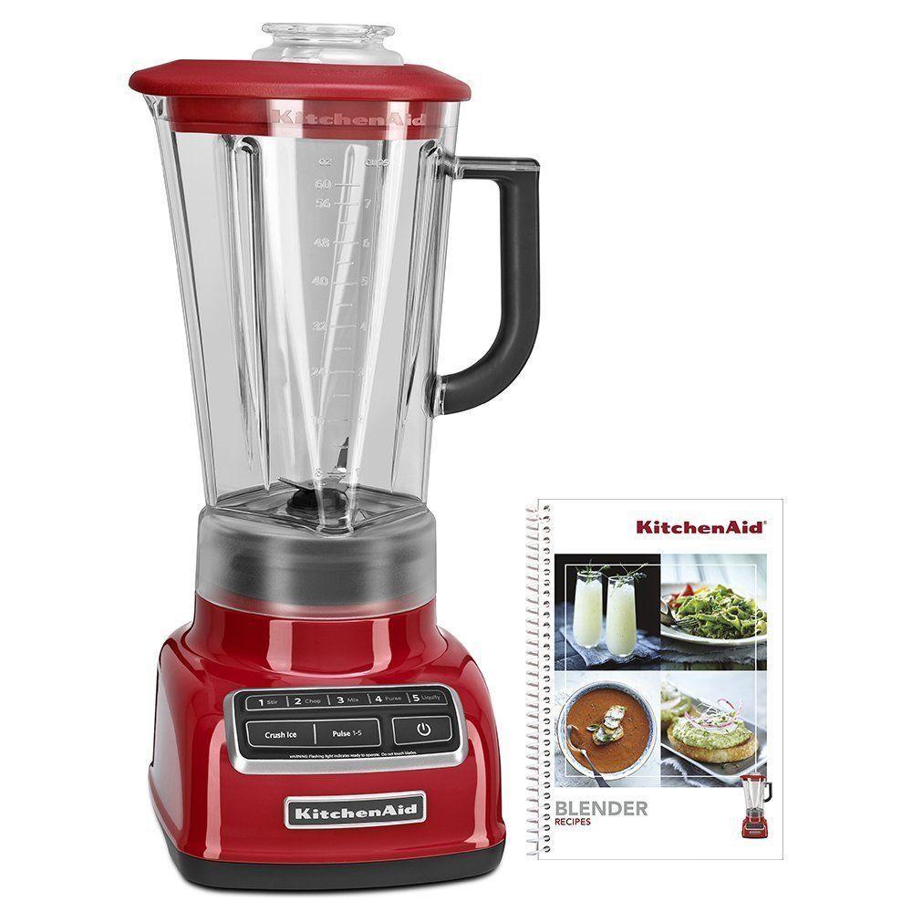 Kitchenaid 5speed blender red for 80 kitchen aid