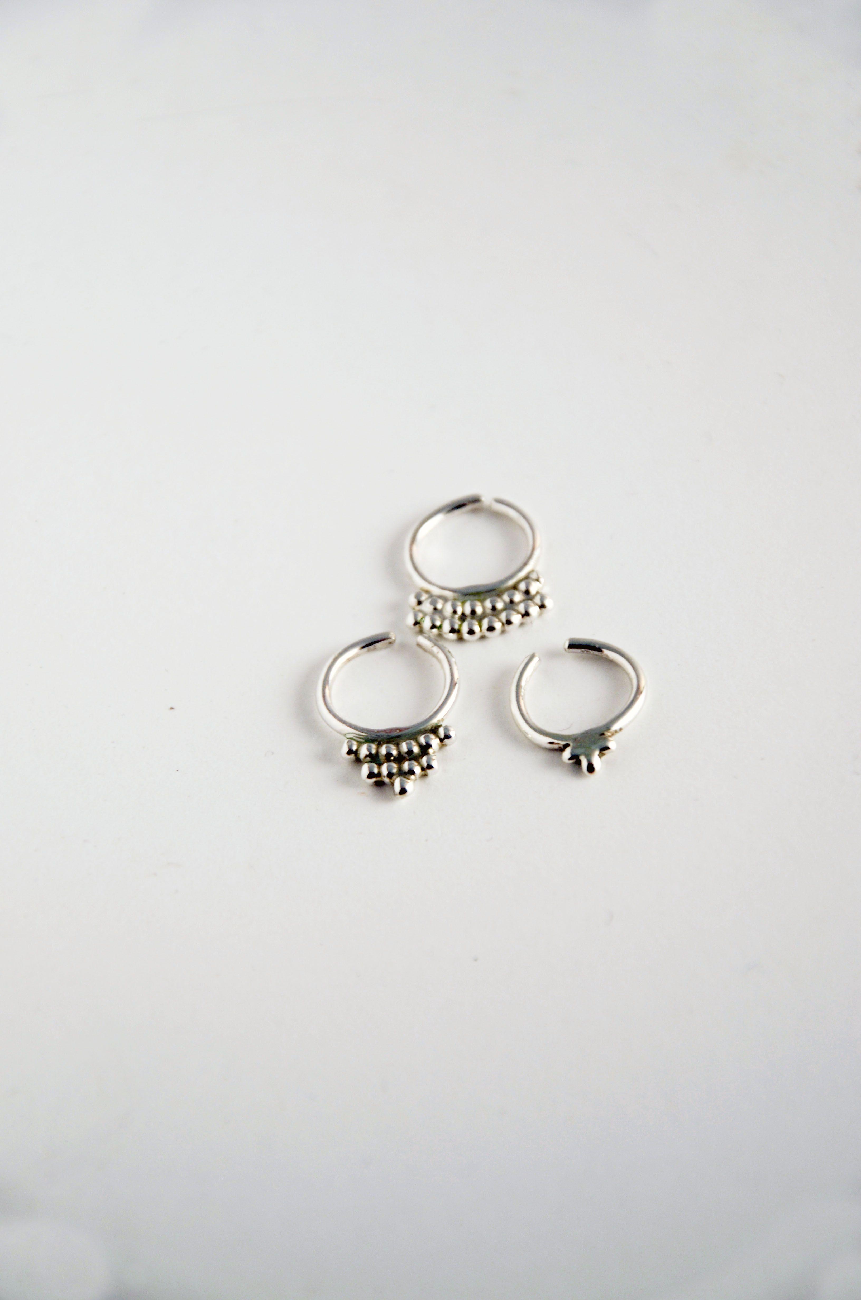 Septum piercing vs nose piercing  Silver septum piercing  Jewels  Pinterest  Septum and Piercing