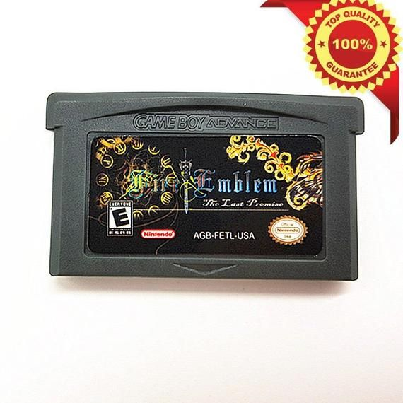 Fire Emblem The Last Promise Hack Game Boy Advance Gba English