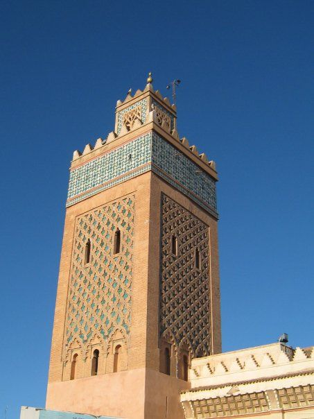 Kasbah Mosque - Marrakech - Reviews of Kasbah Mosque - TripAdvisor