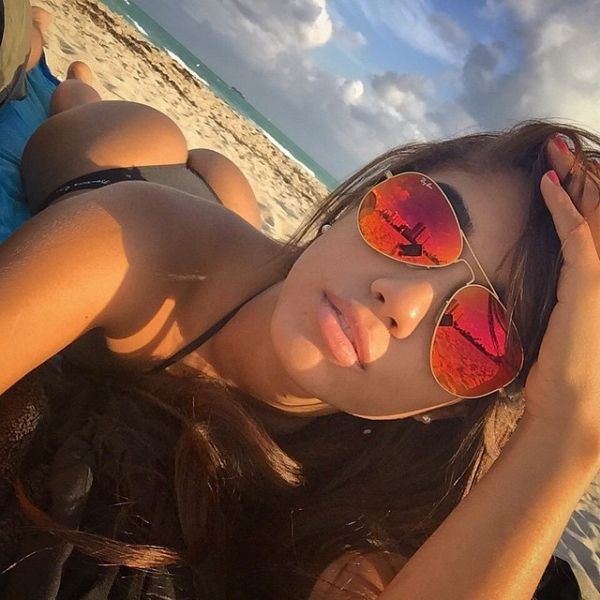 Pin By Chris Kagias On Self Shot Sunglasses Girls Selfies