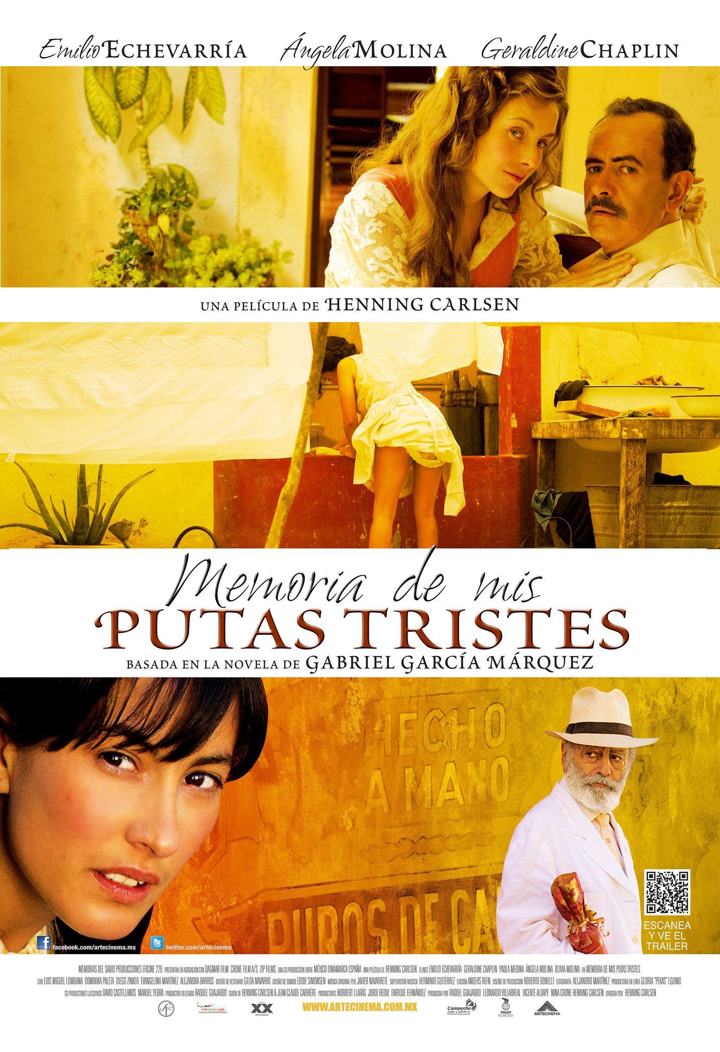 """""""Memorias de mis Putas Tristes"""""""