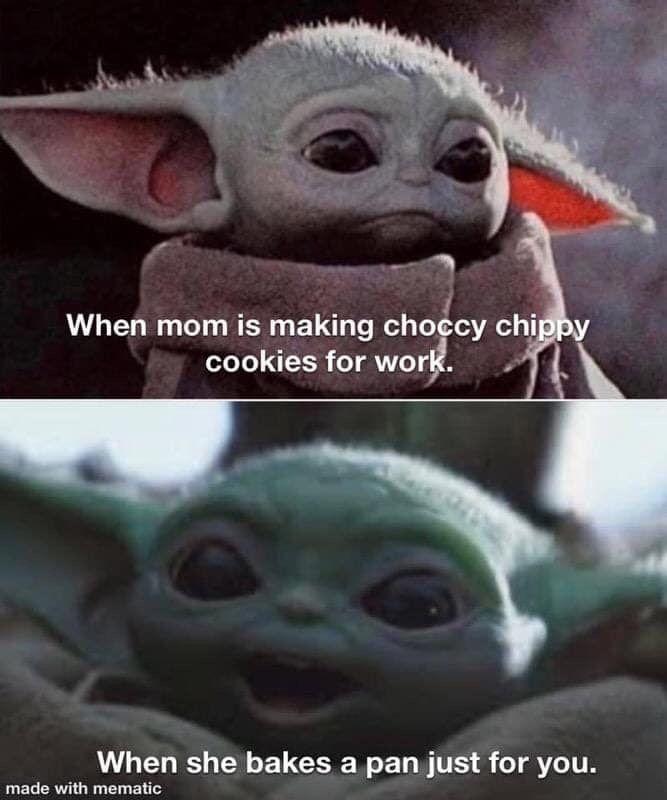 Babyyodawallpaper In 2020 Cute Memes Yoda Meme Funny Babies