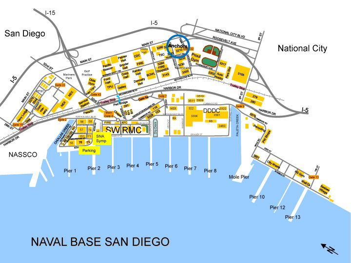 naval base directions to naval base san go hero pinterest