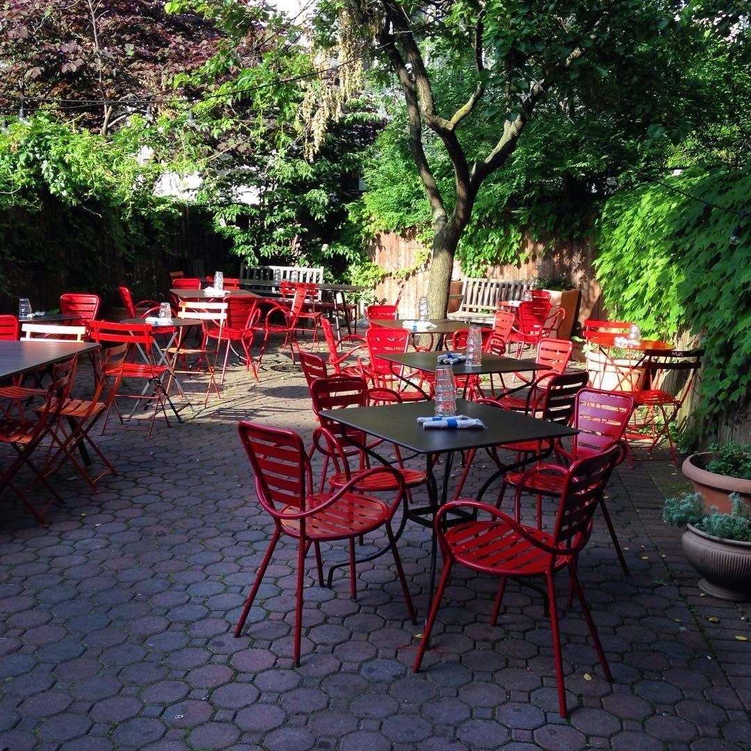 8 Great Restaurant Patios in NYC PureWow Restaurant