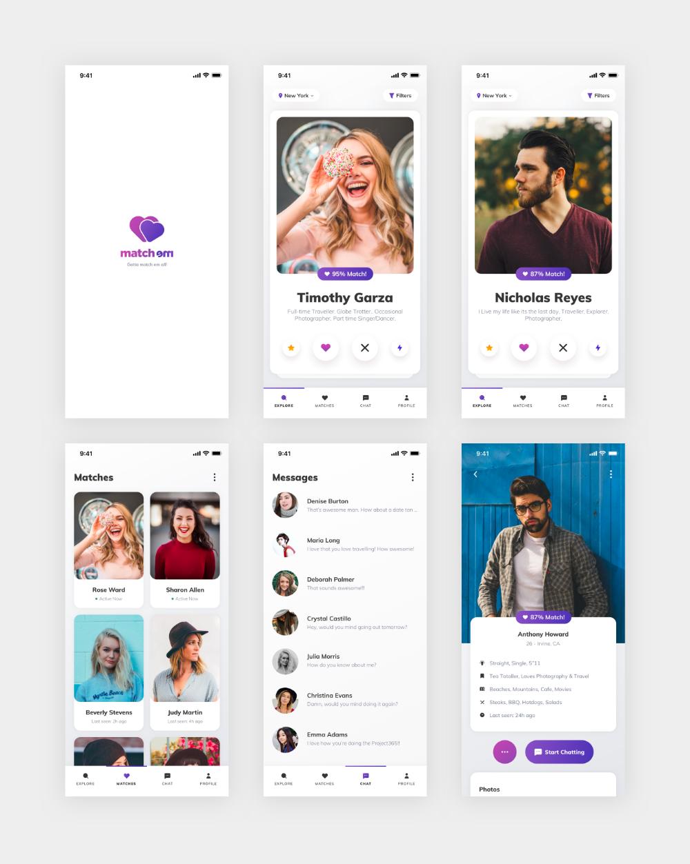 lavender dating site