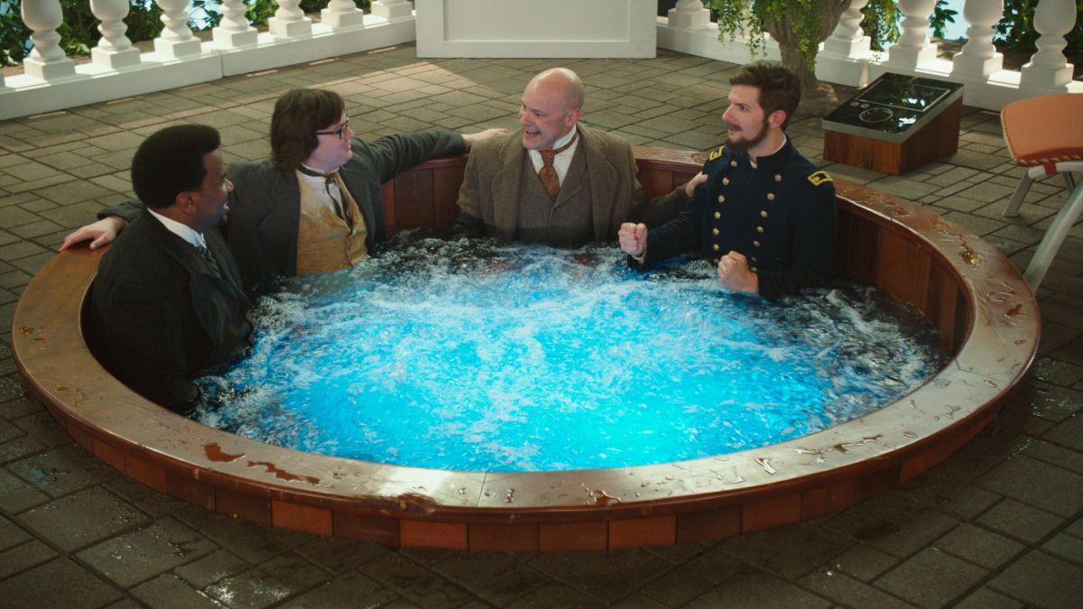 Hot Tub Time Machine 2 Cinderella Get 3 New Clips Each