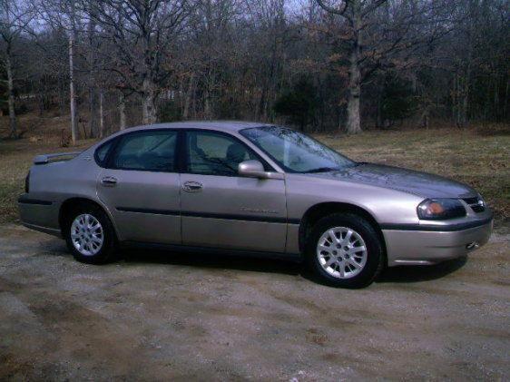 A Chevy Impala 2002 I Had A Champange One Impala Chevy Impala