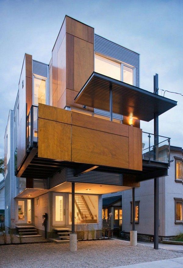 Architecture Colizza Bruni Beautiful Canadian Homes #Canada #architecture  #interiordesign