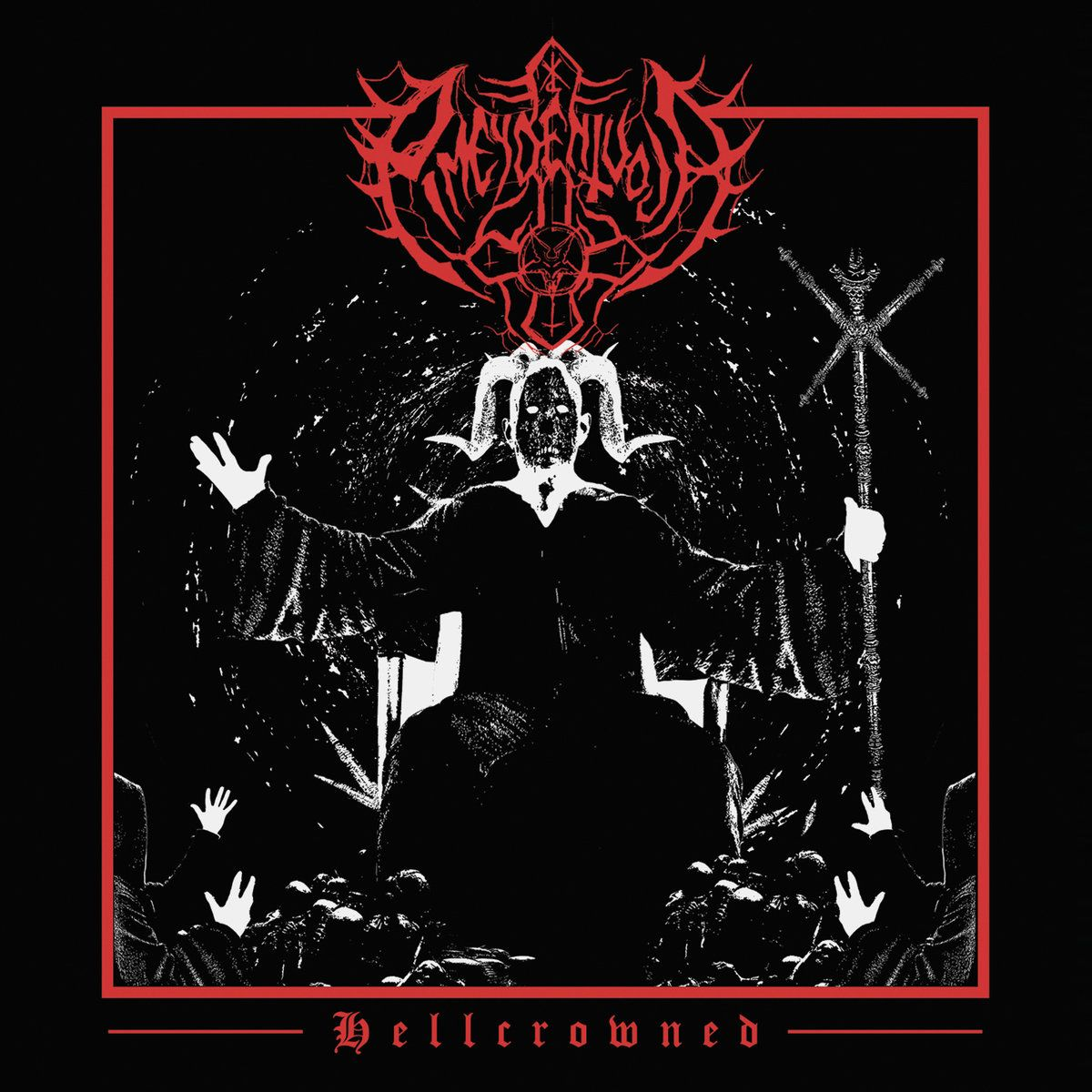 Pimeydentuoja - Hellcrowned (2017)