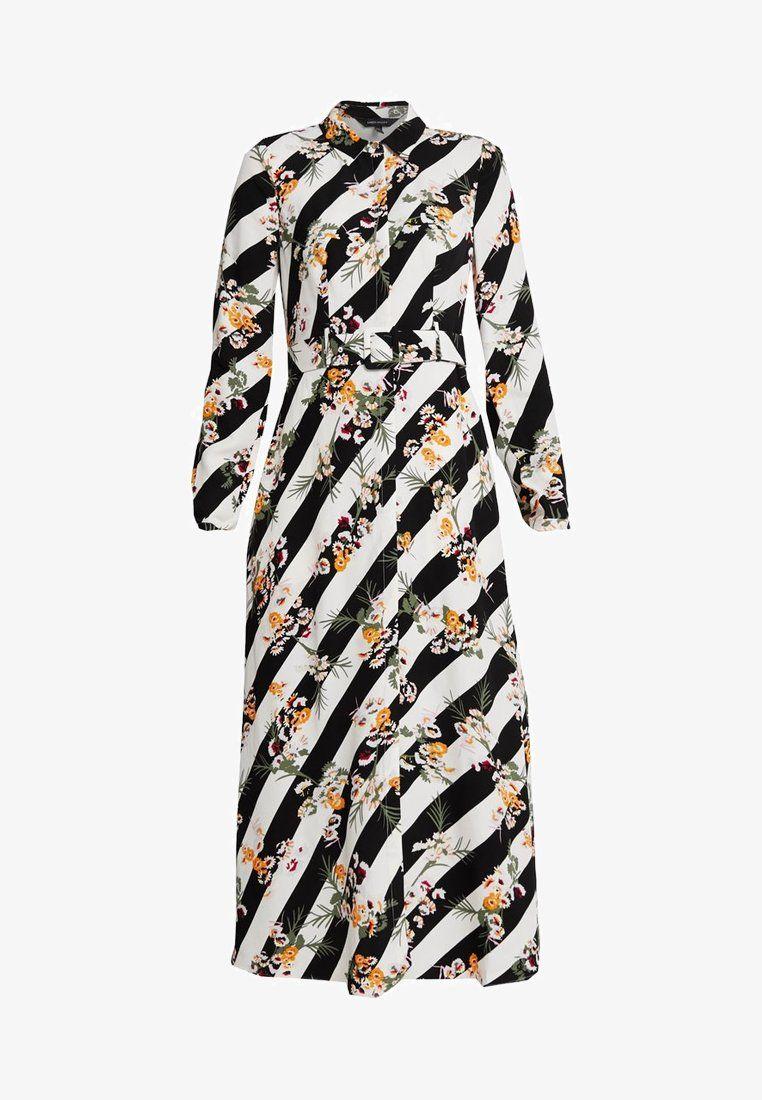 Floral Stripe Longue 4 Dress Robe MulticolourDresses eWdCBQxEor