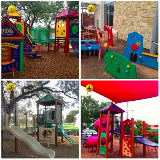 Kid Friendly Restaurants Austin Playground Kids