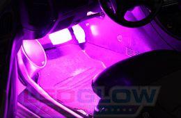Superior 7 Color 4pc Expandable LEDGlow LED Interior Lights Lighting Kit | LEDGlow  Installer U0026 LEDglow Installation Instructions | Pinterest | Jdm And Honda