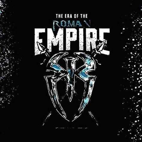 Logo De Roman Reigns Buscar Con Google Roman Reigns Logo Roman Empire Wwe Wwe Roman Reigns