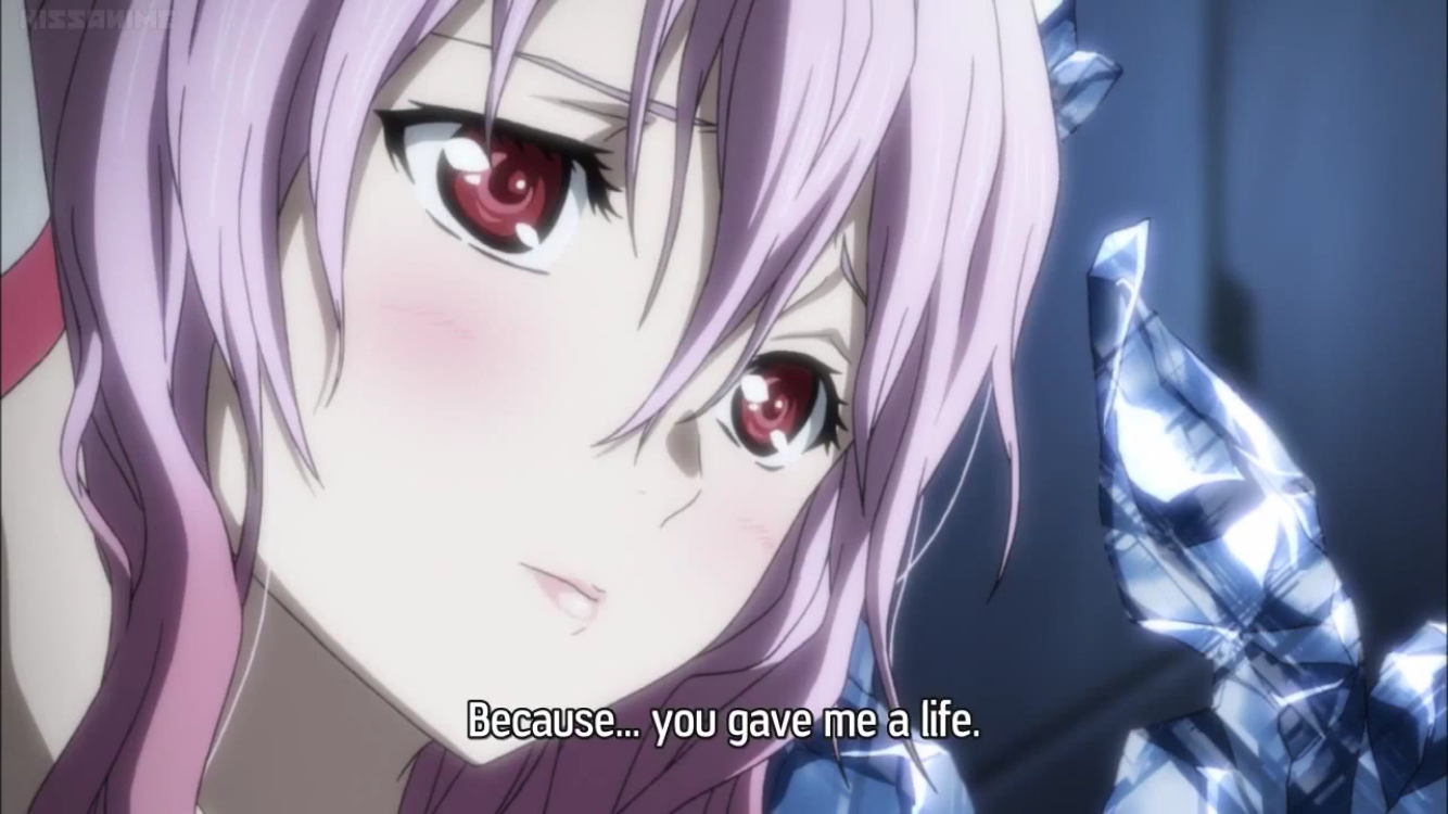 Pin by ) on Guilty Crown Inori yuzuriha, All anime