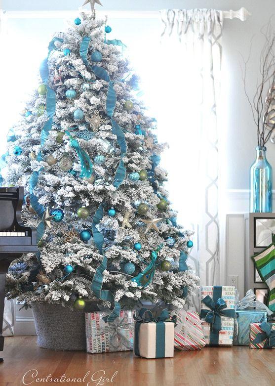 Arvore De Natal Decorada 547 Hastes 1 50m C 94 Enfeites Arvores
