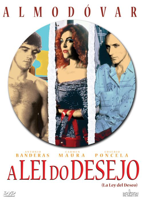 La Ley Del Deseo Movie Posters Pedro Almodovar Movies