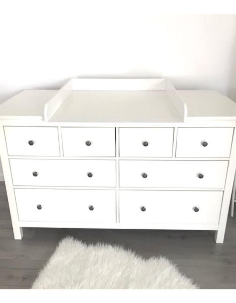 Changing Top Round With Extra Wide Cover For Ikea Hemnes Dresser