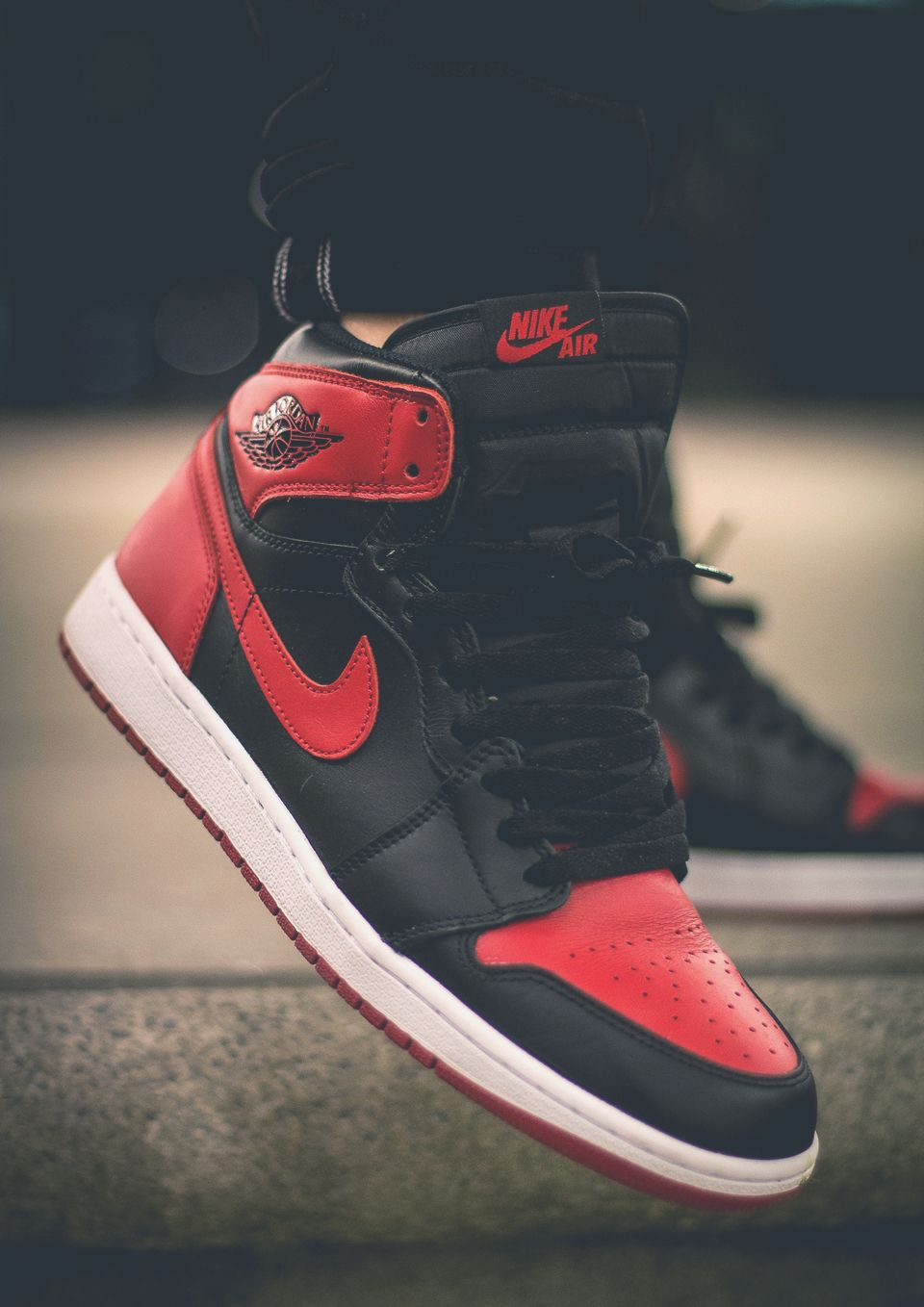 #snakerest Nike Air Jordan 1 Retro. Check out a 19 point step-by