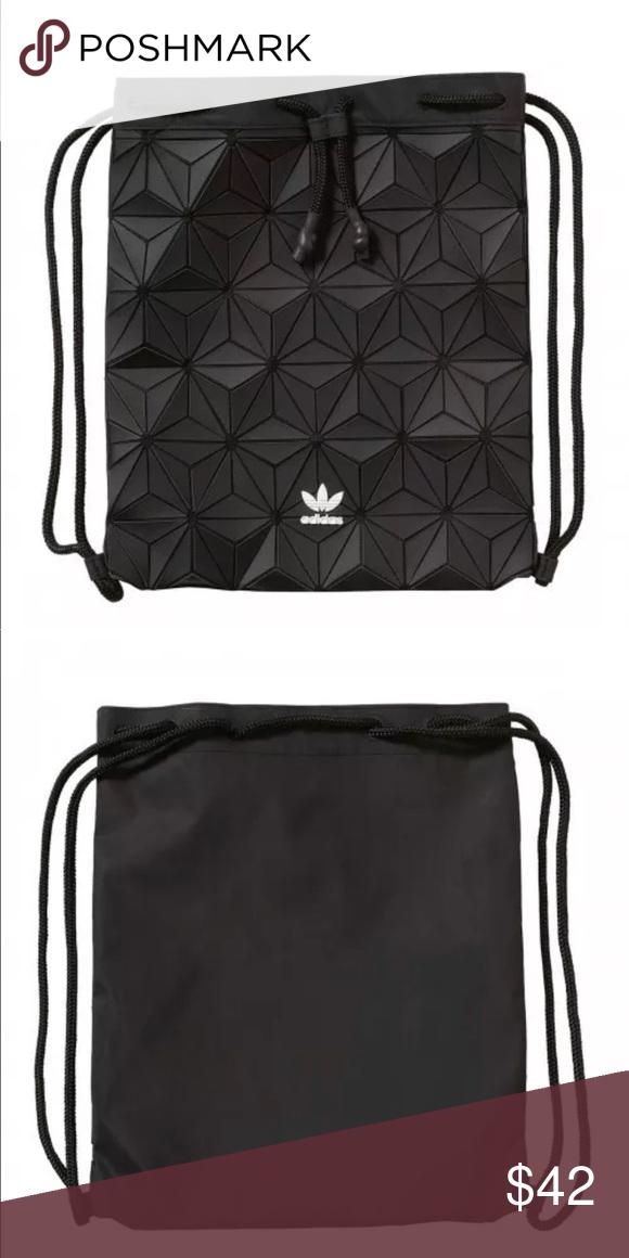 URBAN 3D MESH GYM SACK BACKPACK AY9352 ADIDAS ORIGINALS URBAN 3D MESH GYM  SACK BACKPACK Size  One Size STYLE AY9352 adidas Bags Backpacks 5f8ac0dd52
