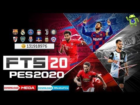 First Touch Soccer 2020 Mod PES 2020 Offline Android Download