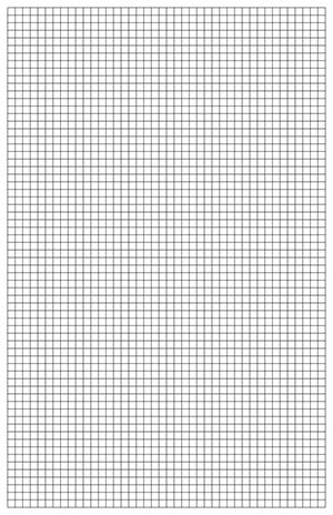 Graph Paper Is Great For A Wide Range Of Creative Projects