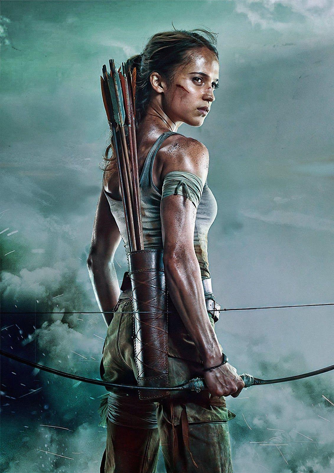 Tomb Raider (2018) Folder Icon 1 by van1518 on DeviantArt