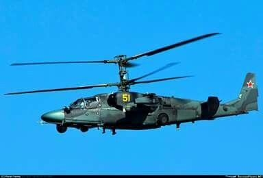 "100%™ Kamov Ka-52 ""Alligator"" | Russian Air Force"