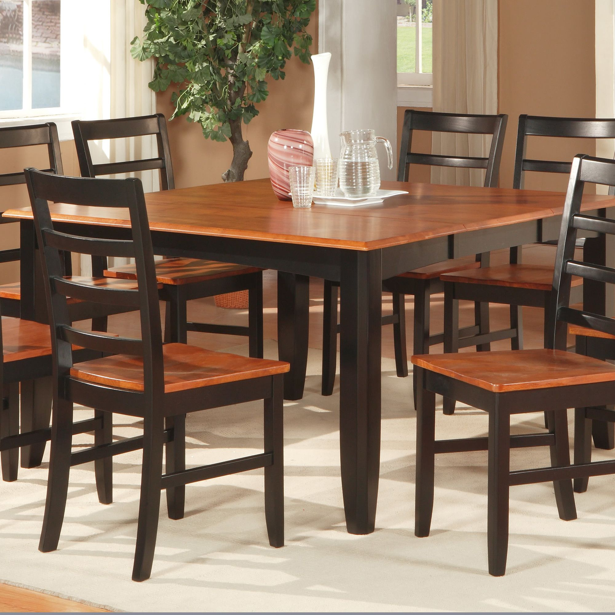 Parfait Dining Table Wayfair Square Dining Tables Dining