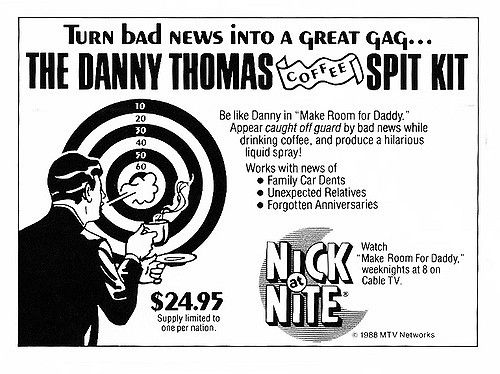 Nick At Nite Tv Guide Ad Tv Guide Bad News Ads