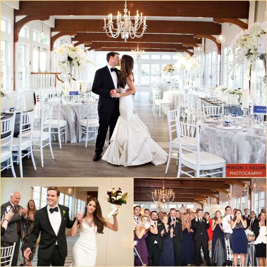 Traditional Black Tie Cape Cod Wedding At The Wychmere Beach Club Wychmere Beach Club Cape Cod Wedding Wedding