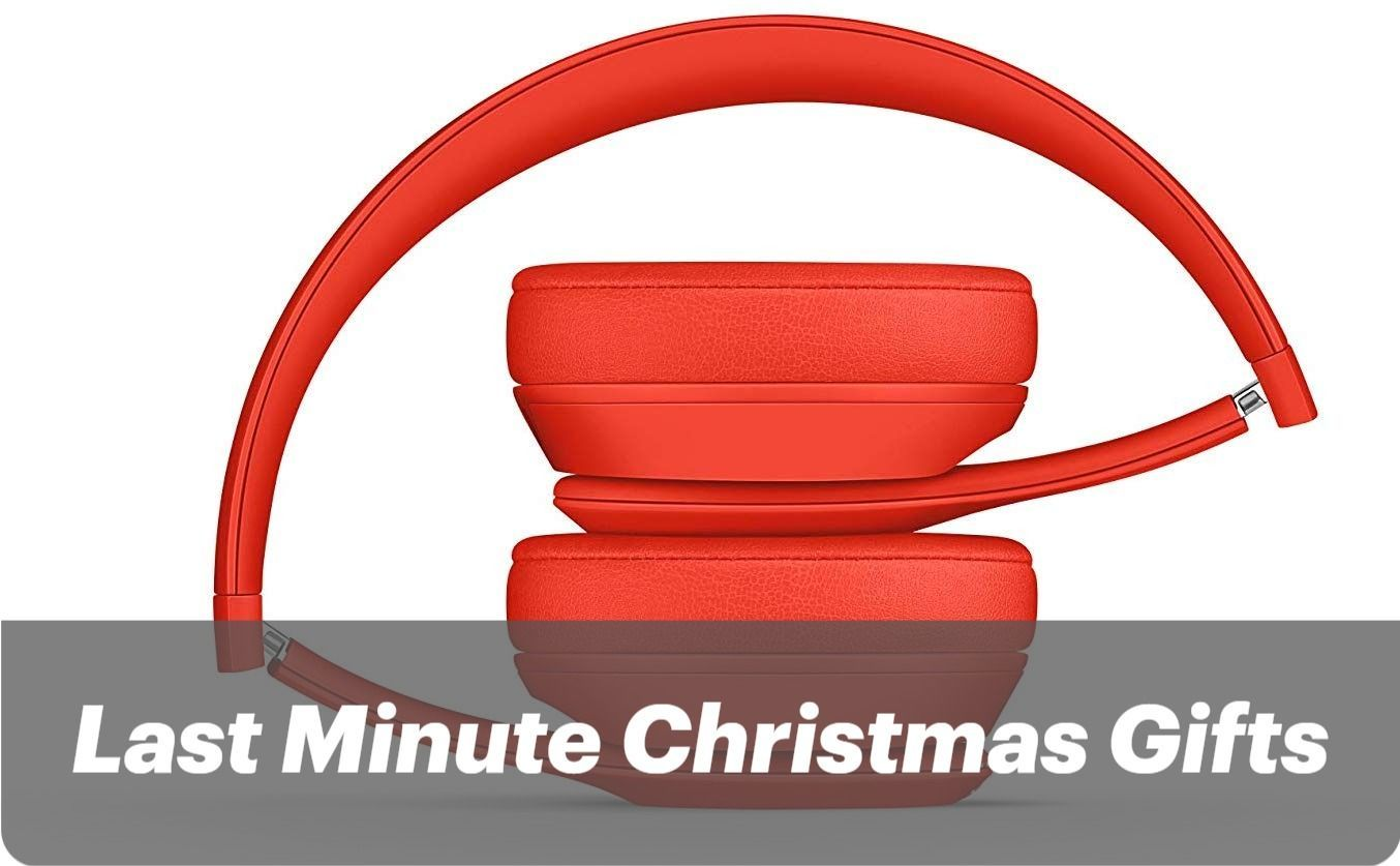 Last Minute Christmas Gifts 2019 – Wireless Headphones #lastminutechristmasgifts…