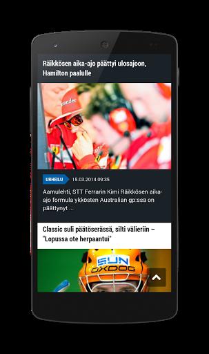 Lue kaikki suomalaisia sanomalehtiä ja uutisia sivustoja verkossa yksi sovellus. Löydät uutisia suurimmissa sanomalehdissä mutta myös alueellisissa sanomalehdissä.<p>** Yli 100 SANOMALEHDET **<p>Vaihda helposti liikkuvien ja työpöydän versio sanomalehden sivuston (jos saatavilla).<p>Automaattinen synkronointi Sanomalehtien pitää sanomalehtiä päivitetään ja uudet paperit voidaan lisätä nopeasti.<p>Ominaisuudet:<br>* Luettelo suomalaisista sanomalehdistä<br>* suosikit<br>* Automaattinen…