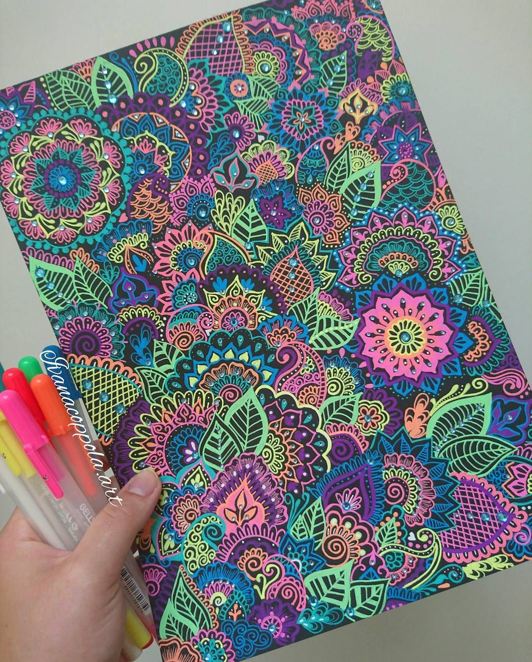 Smotrite Eto Foto Ot Ivanacoppola Art Na Instagram Otmetki Nravitsya 5 654 Gel Pen Art Pen Art Sharpie Art