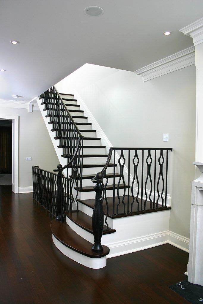 Best Straight Stairs Archives Royal Oak Railing Stair Ltd 400 x 300