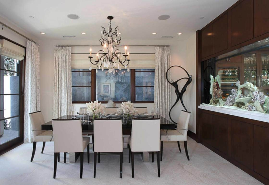 How To Set An Attractive And Elegant Dining Room Table Decorating Ideas Designs