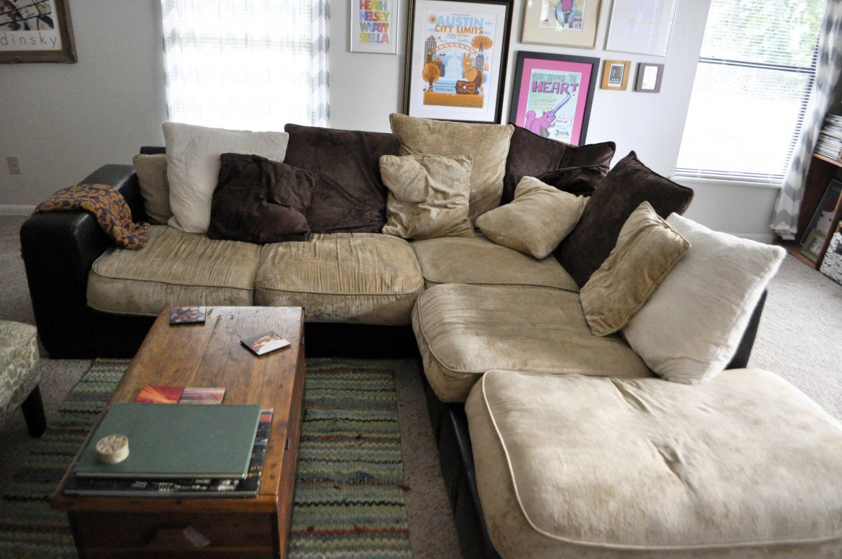 Comfy Sectionals in 2020 Comfortable couch, Comfortable