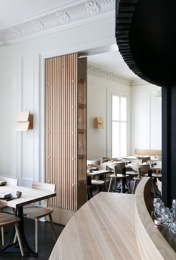 Happolati Restaurant In Oslo By Anderssen Voll Interieur Wit