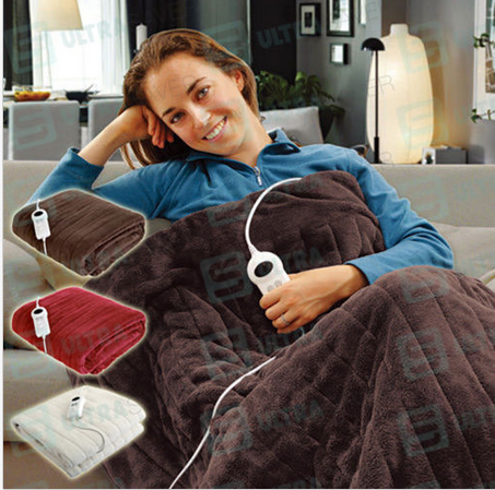 Pin by May Lau on electric blanket over bed Heated throw