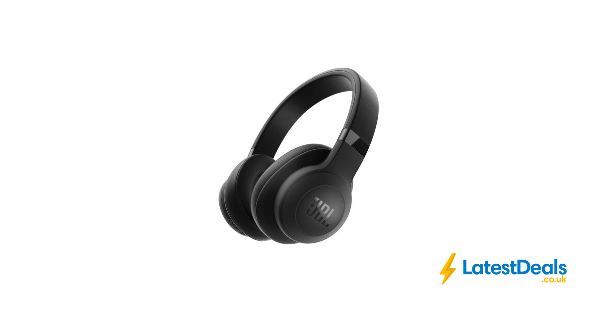 0cdbca3446b JBL E500BT Wireless Bluetooth Headphones - Black, £69 at Currys PC World