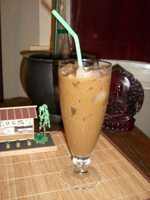 My Drink Obsession: Authentic Thai Iced Coffee (Oliang/Oleang)