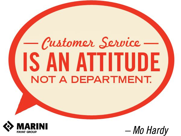 Lovely Customer Service Is An Attitue Not A Department  Mo Hardy Yes We   Excellent  Customer  Excellent Customer Service