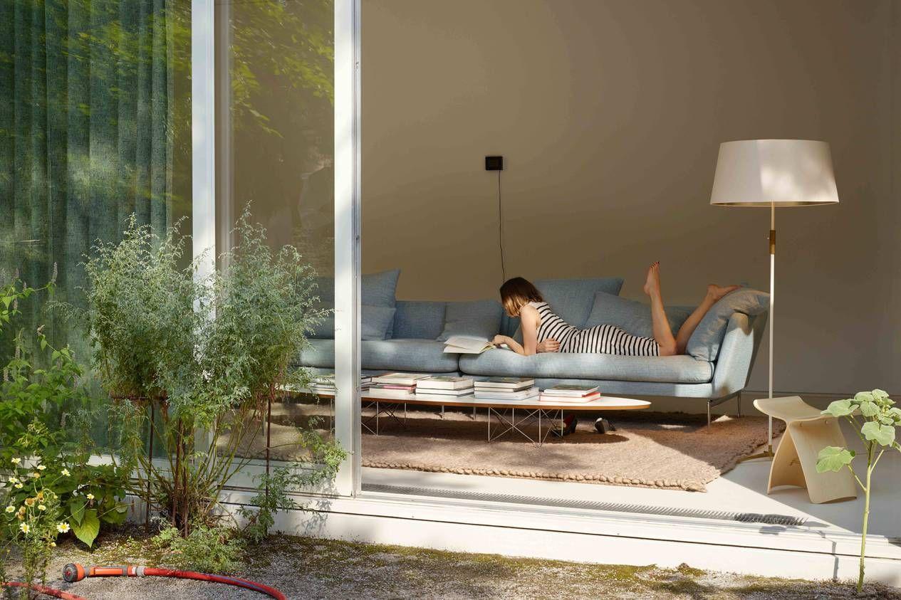 Minimum Einrichten minimum wohnen suita sofa elliptical table etr butterfly stool
