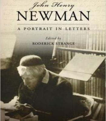 John Henry Newman A Portrait In Letters PDF Biography Pinterest - letters in pdf