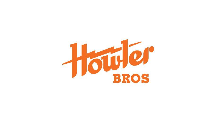 Howler Bros Logo by Helms Workshop