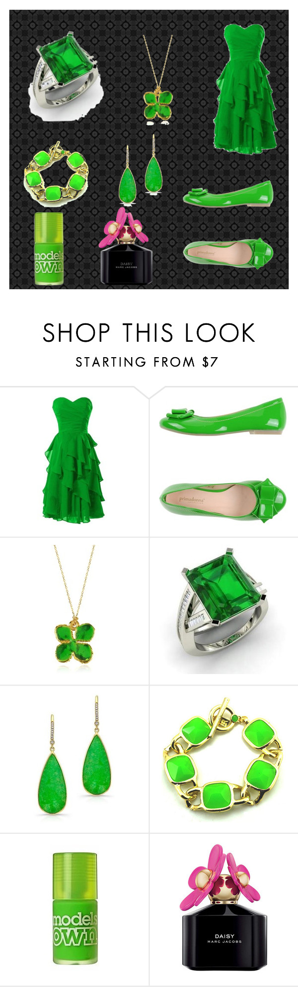 """Hermione Granger"" by bexie16 on Polyvore featuring PrimaDonna, Aurélie Bidermann, Diamondere and Marc Jacobs"