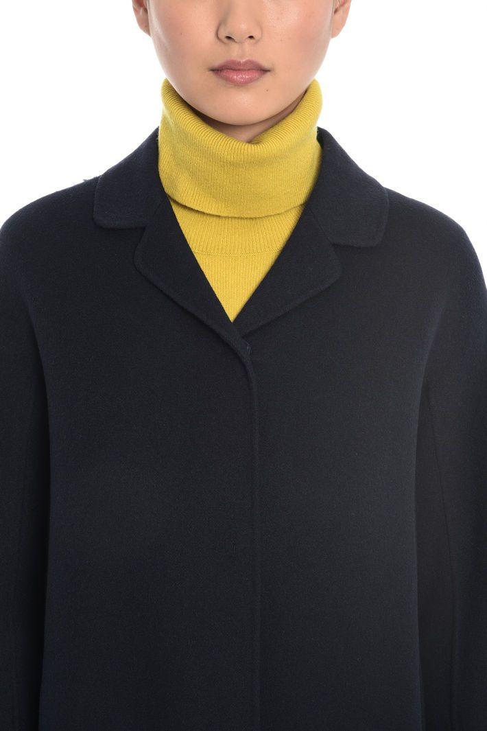 98da861a6caf Cappotto in doppio drap