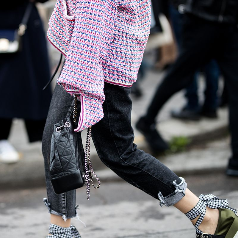 9dc7ddf63e6d The One Chanel Bag Every Street-Style Star Is Wearing